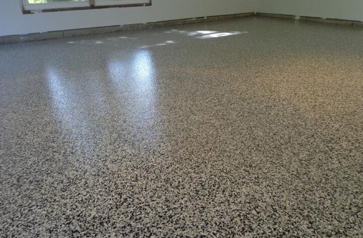 Garagenboden erneuern